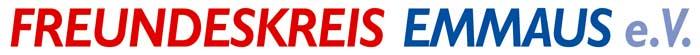 Das Logo des Freundeskreis Emmaus e. V.