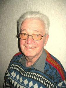 Mitglied im Bewohnerbeirat des Seniorenheims Emmaus in Friesenheim-Oberweier, Stand: September 2018 – Rudi Jörger